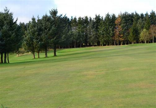 View from the 7th Fairway to the Green