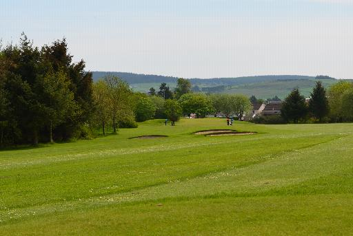 View from the ladies 12th tee